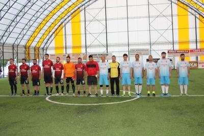 Futbol Turnuvası Sona Erdi