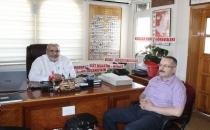 Gazetemizden Yeni Müftü İlyas Akyazı'ya Ziyaret
