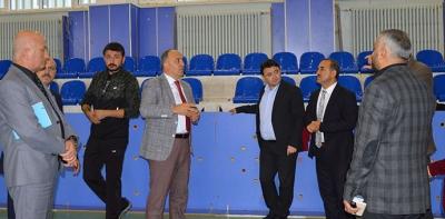 Gençlik Ve Spor İl Müdürü Kasapoğlu'dan Havza Ziyareti