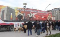 Gezici Çanakkale Fotoğraf Sergisi Havza'da