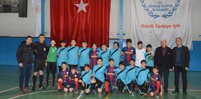 Güney Bölgesi Futsal Turnuvası Birincileri Belli Oldu