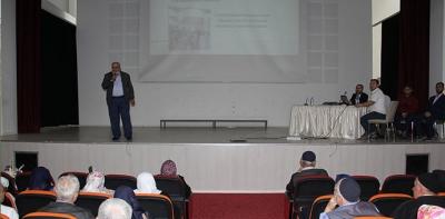 Hacı Adaylarına Hac Eğitimi Verildi
