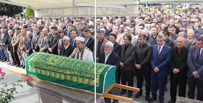 Hacı Ali Acar, Son Yolculuğuna Uğurlandı