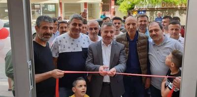 Hacıalioğlu Çiğköfte Hizmete Girdi