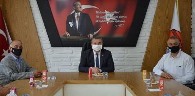 Halkla İlişkiler Müdürü Çörekçioğlu Emekli Oldu