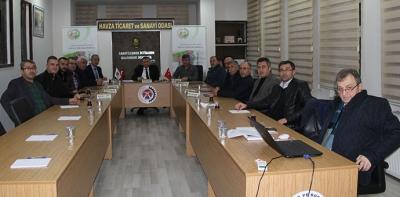 HASTOP Yönetim Kurulu Toplandı