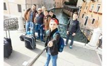 Havza Anadolu İmam Hatip Lisesi Yine Avrupa Yolunda