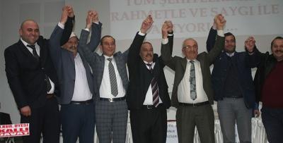 Havza Bakkal Bayii ve Manavlar Esnaf Odası Olağan Genel Kurulu Yapıldı