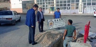 Havza Belediye Başkanı Özdemir'den Sanayi Ziyareti