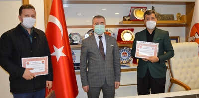 Havza Belediye Başkanı Özdemir'den Din Görevlilerine Teşekkür