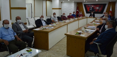 Havza Belediye Meclisinde Görev Dağılımı Yapıldı