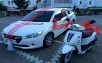 Havza Belediye Spor Çekilişle Araba Veriyor