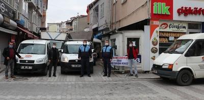 Havza Belediyesi KPSS İçin Adaylara Araç Tahsis Etti
