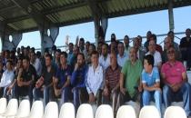 Havza Belediyespor Hazırlık Maçı Yapıldı