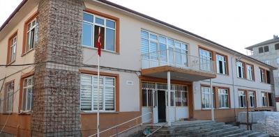 Havza 'da Okullarda Deprem Güçlendirme Çalışmaları