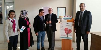 Havza Devlet Hastanesinde Organ Bağışı Anlatıldı