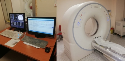 Havza Devlet Hastanesinde Bilgisayarlı Tomografi Dönemi Başladı