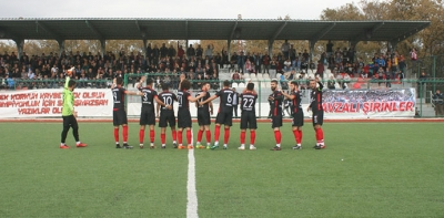 HAVZA EVİNDE KAYBETTİ 2-0