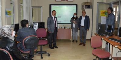 Havza Halk Eğitim Merkezinde Üniversite Hazırlık Kursları Başladı