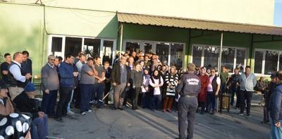 Havza Huzurevi ve Rehabilitasyon Merkezinde yangın tatbikatı