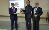 Havza Meslek Yüksekokulunda Kan Bağışında Samsun'da Birinci Seçildi