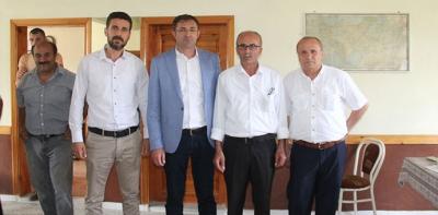 Havza Motorlu Taşıyıcılar Kooperatifinde Yeni Başkan Ramazan Gündüz