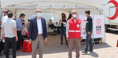 Havza MTAL, Kan Bağışı Kampanyası Düzenlendi