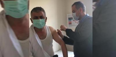 Havza Muhtarları Derneği Başkanından Muhtarlar Ve Vatandaşlara Aşı Çağrısı