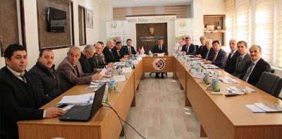 Havza OSB Toplantısı Yapıldı