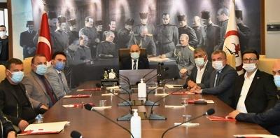 Havza OSB'den Romanya'ya İhracat Yolu Açıldı