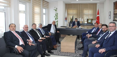 Havza Ticaret Ve Sanayi Odası Meclisi Toplandı