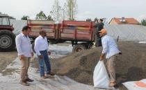 Havza Yağlı Tohumlar Tarım Satış Kooperatifi ayçiçeği alımları
