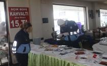 Havza Zabıta Müdürlüğü Yol Üzerindeki Lokantaları Denetledi