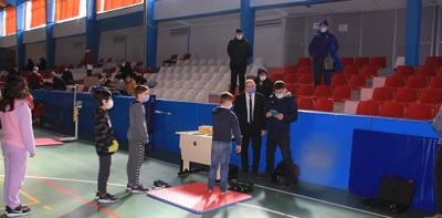 Havza'da 4. Kademe Sportif Yetenek Taraması Yapıldı