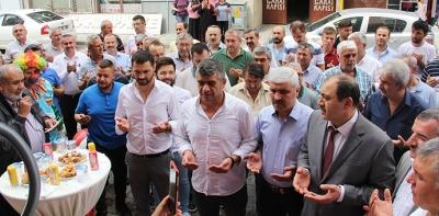 Havza'da Akekin AVM Açıldı