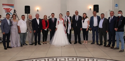 Havza'da CHP'nin Mutlu Günü