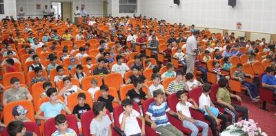 Havza'da Çocuklara Mahremiyet Eğitimi