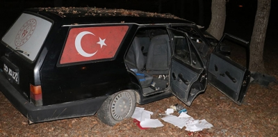 Havza'da Filyasyon Ekibi Kaza Yaptı 3 Yaralı