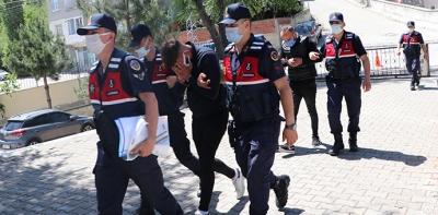 Havza'da Jandarmadan Hırsızlara Operasyon