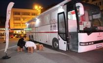 Havza'da Kan Bağışı Çalışmaları
