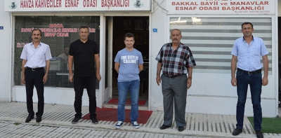 Havza'da Küçük Esnafa Faizsiz Kredi İmkanı