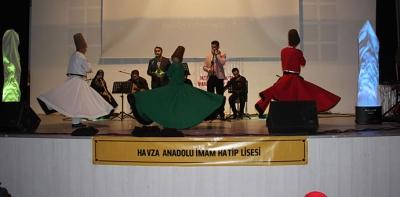 Havza'da Mevlid-i Nebi Haftası etkinliği