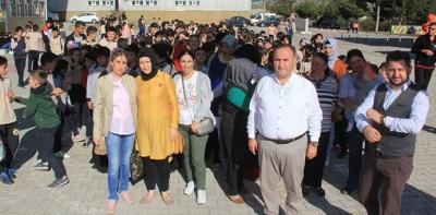 Havza'da Öğrenciler Kermes Düzenledi