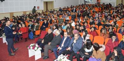 Havza'da Öğrencilere Motivasyon Konulu Semineri