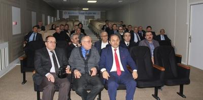 Havza'da Okul Müdürleri Hizmetçi Eğitim Verildi