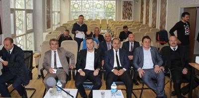 Havza'da Okul Sporları Fikstür Çekimi