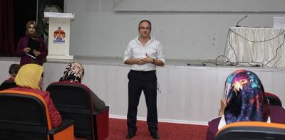 Havza'da Okula Uyum Semineri Verildi