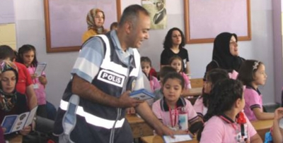 Havza'da Okullarda Güvenlik Tedbirleri