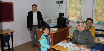 Havza'da Okuma ve Yazma Kursu Açıldı