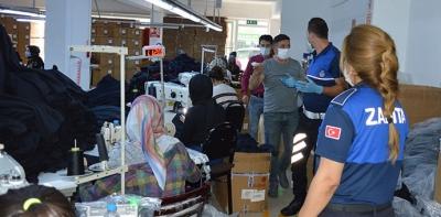 Havza'da Pandemi Tedbirleri Sıkılaştırıldı